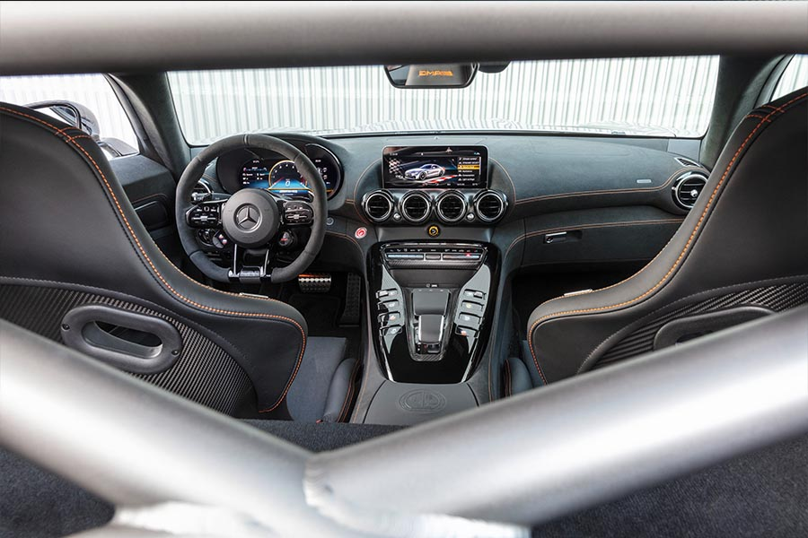 Mercedes-AMG GT Black Series2