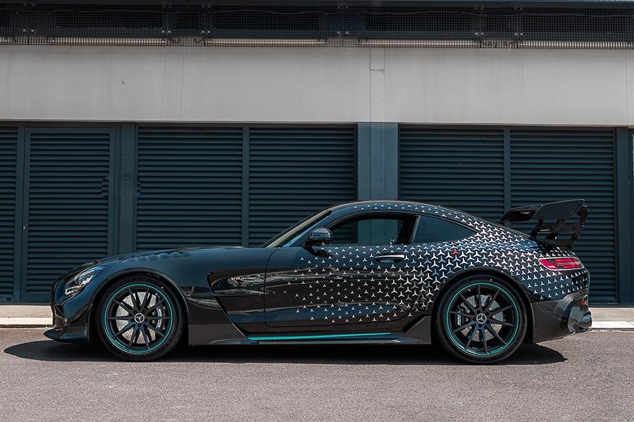 Mercedes-AMG GT Black Series3