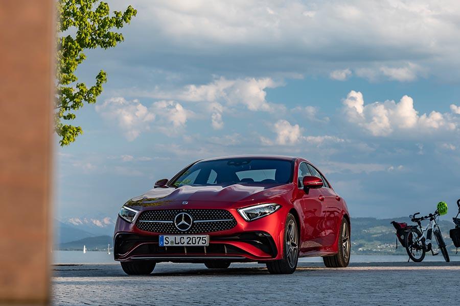 Mercedes CLS-1