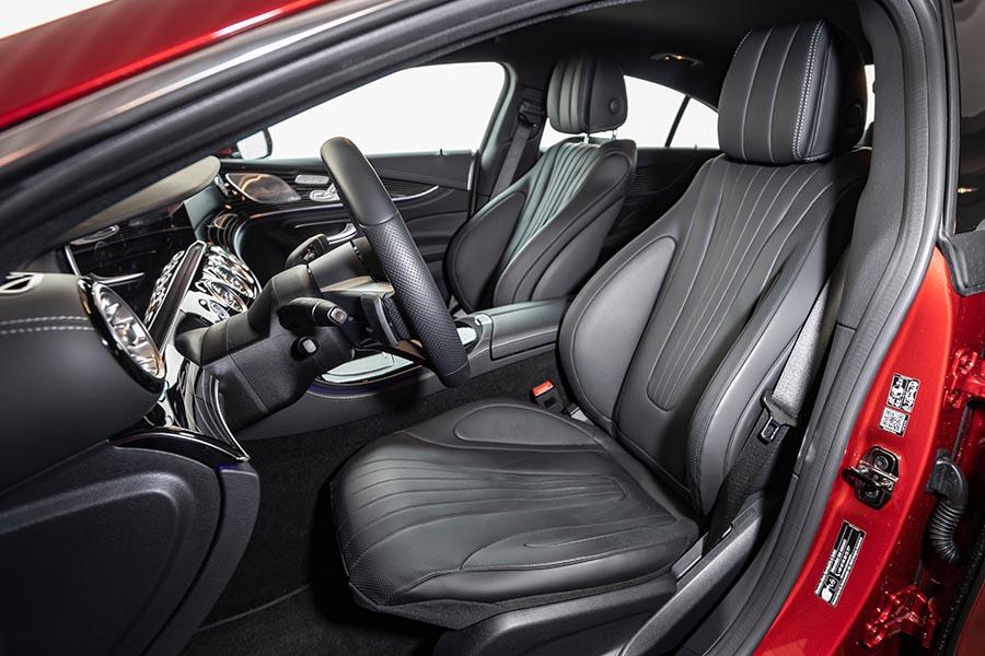 Mercedes CLS-4
