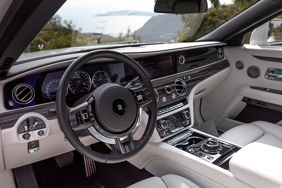 Rolls Royce Ghost-4